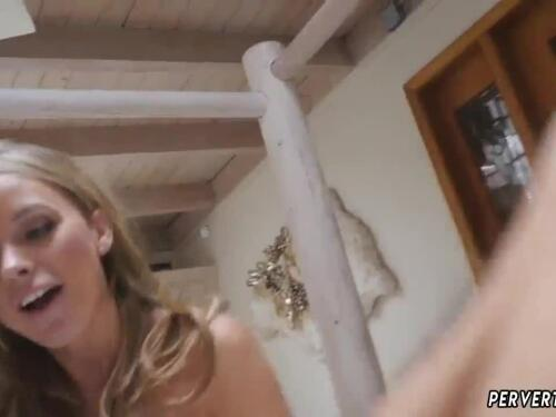 Mom I'd like to pound ash-blonde fake knockers jane doux in when parent is away stepmom will
